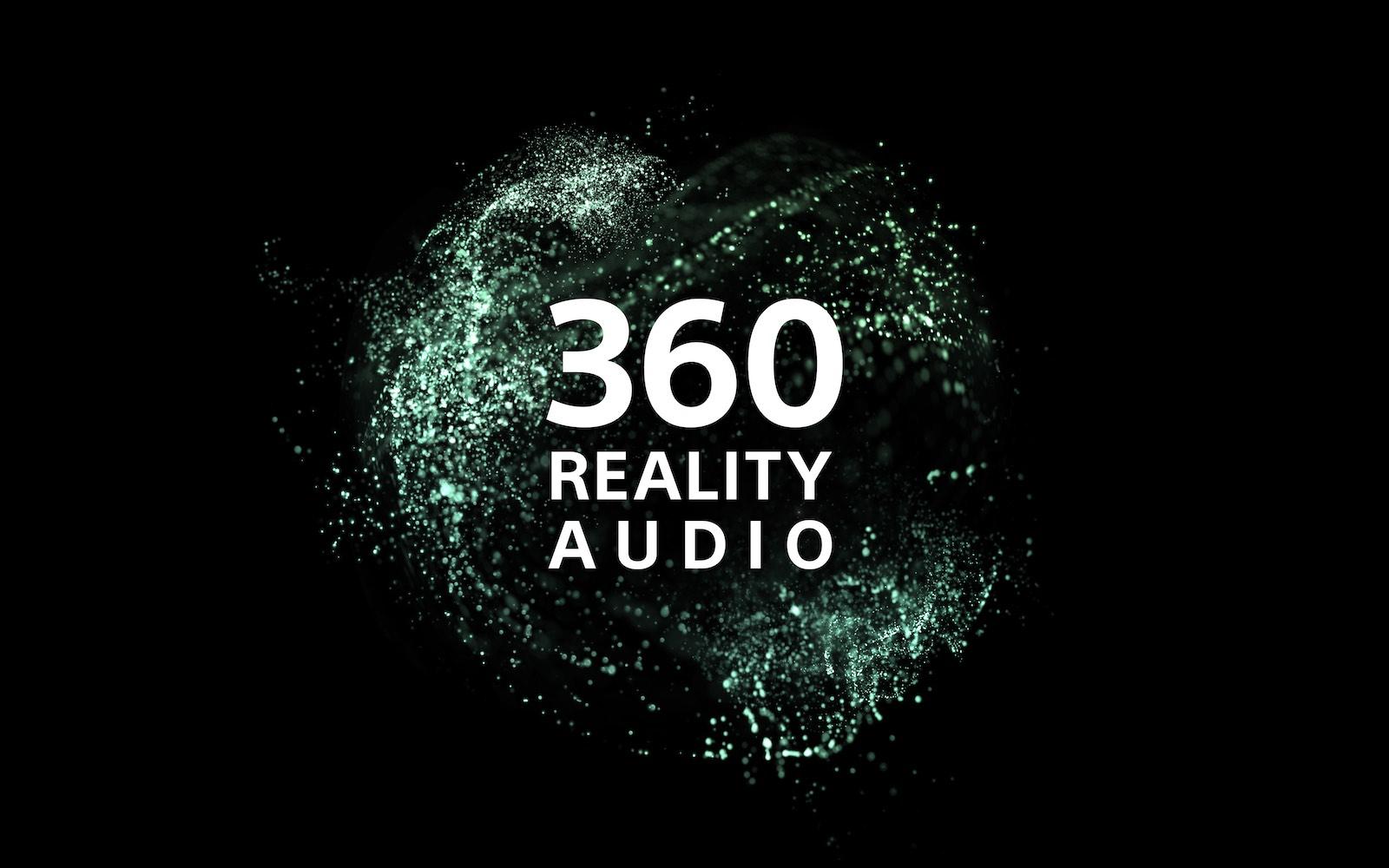 Sony 360 Reality Audio mit MPEG-H Wiedergabe für ein räumliches Klangerlebnis mit Headphones