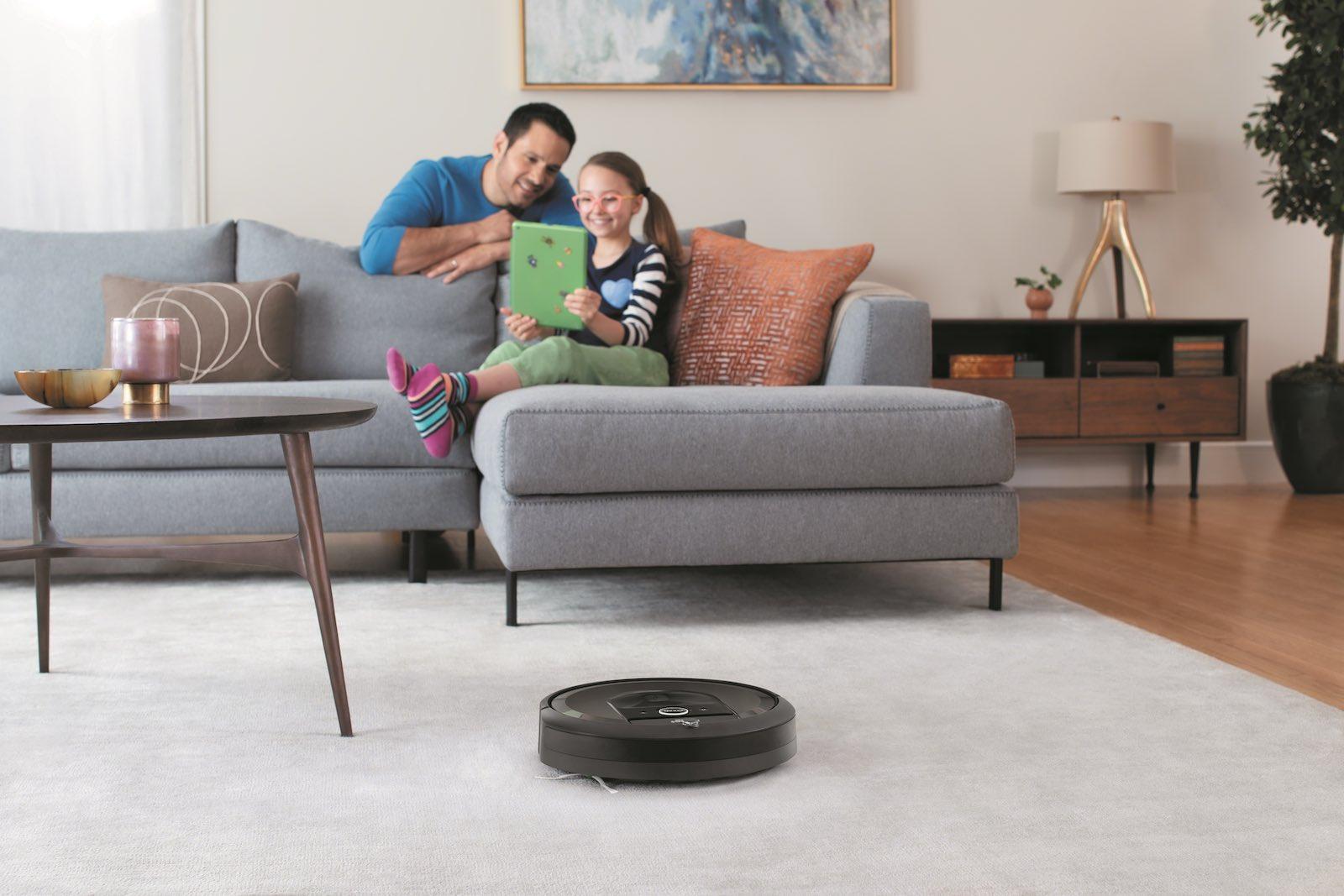 iRobot Roomba i7+ mit Clean BaseTM