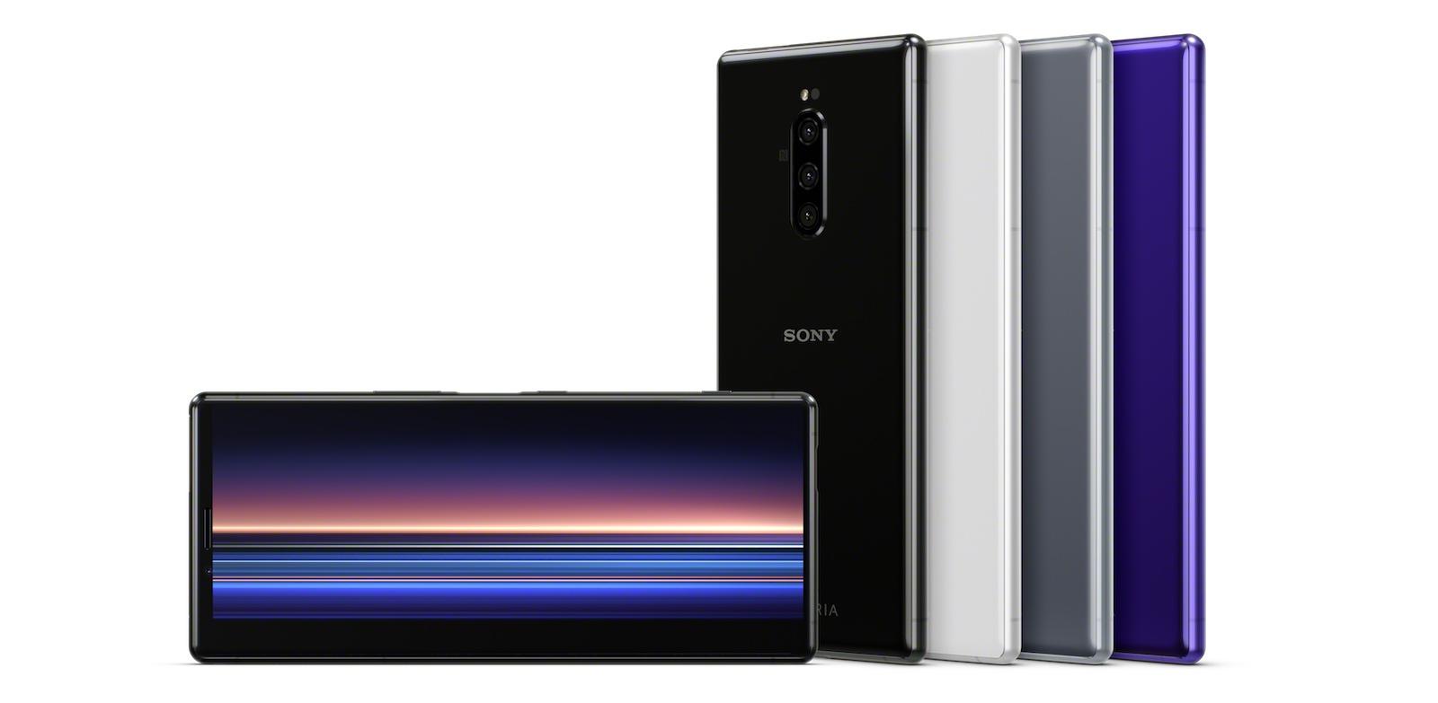 Sony enthüllt neues Sony Xperia 1