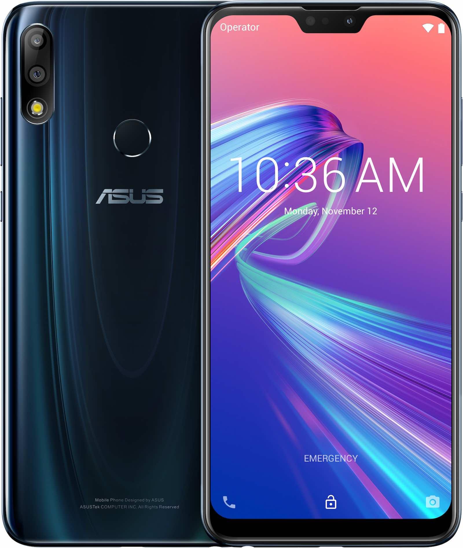 Mehr Leistung: Das ASUS ZenFone Max Pro