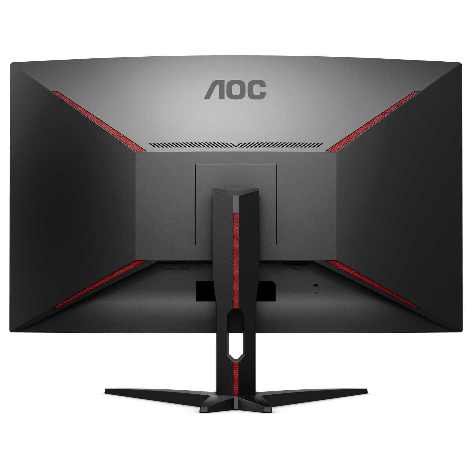 Speziell für Gelegenheitsspieler entwickelt_ der neue CQ32G1 von AOC