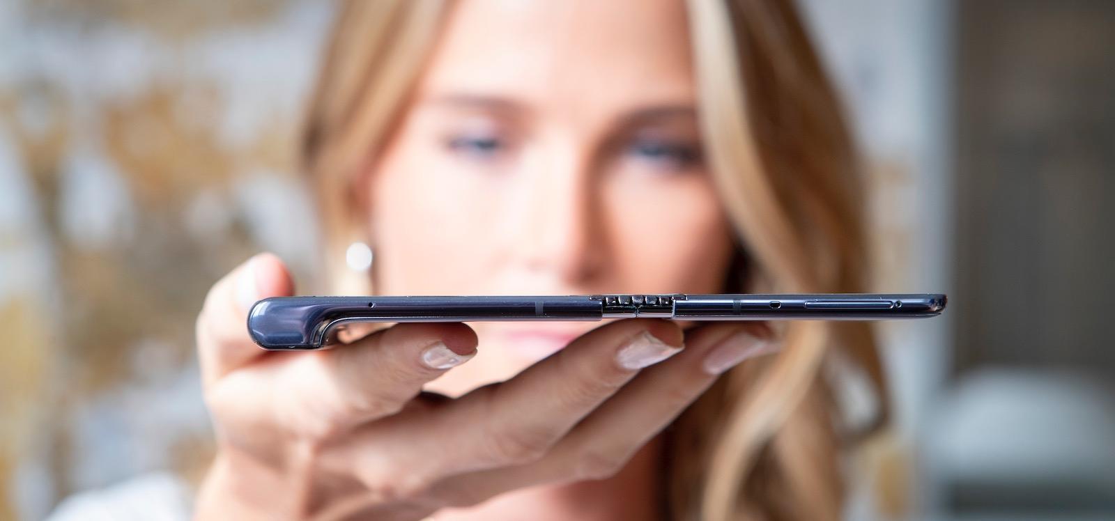Trends der MWC Barcelona: Die Smartphone-Zukunft ist faltbar