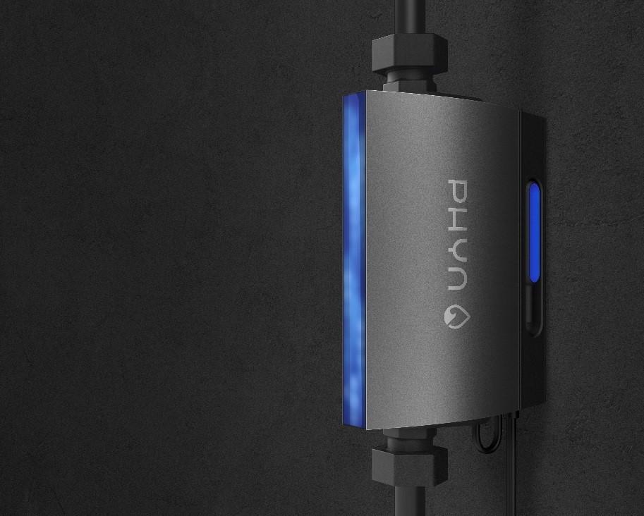 Phyn Plus: Wasserverbrauch senken und Zuhause schützten