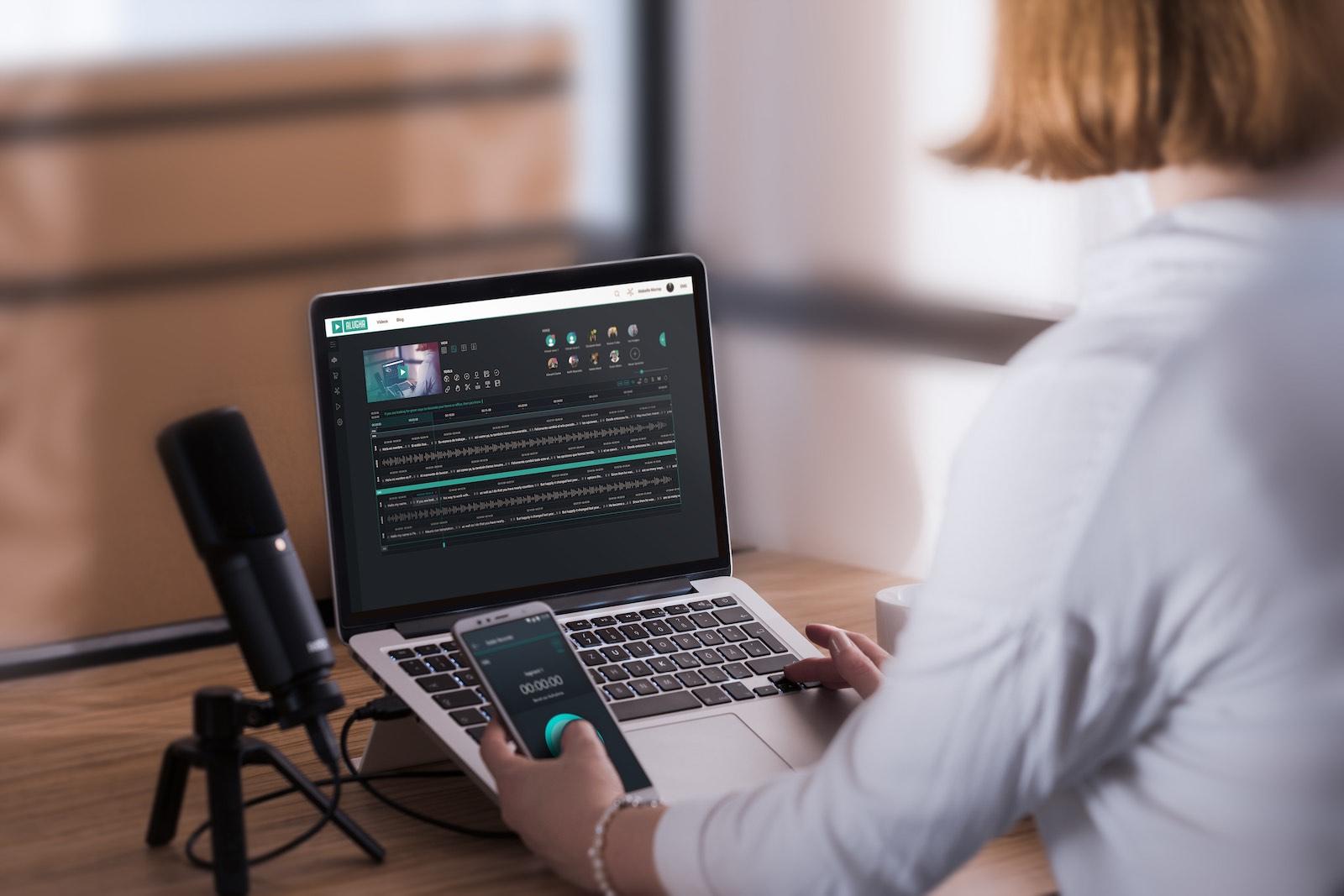 Dubbr vereinfacht Workflow an multilingualen Videos und SEO