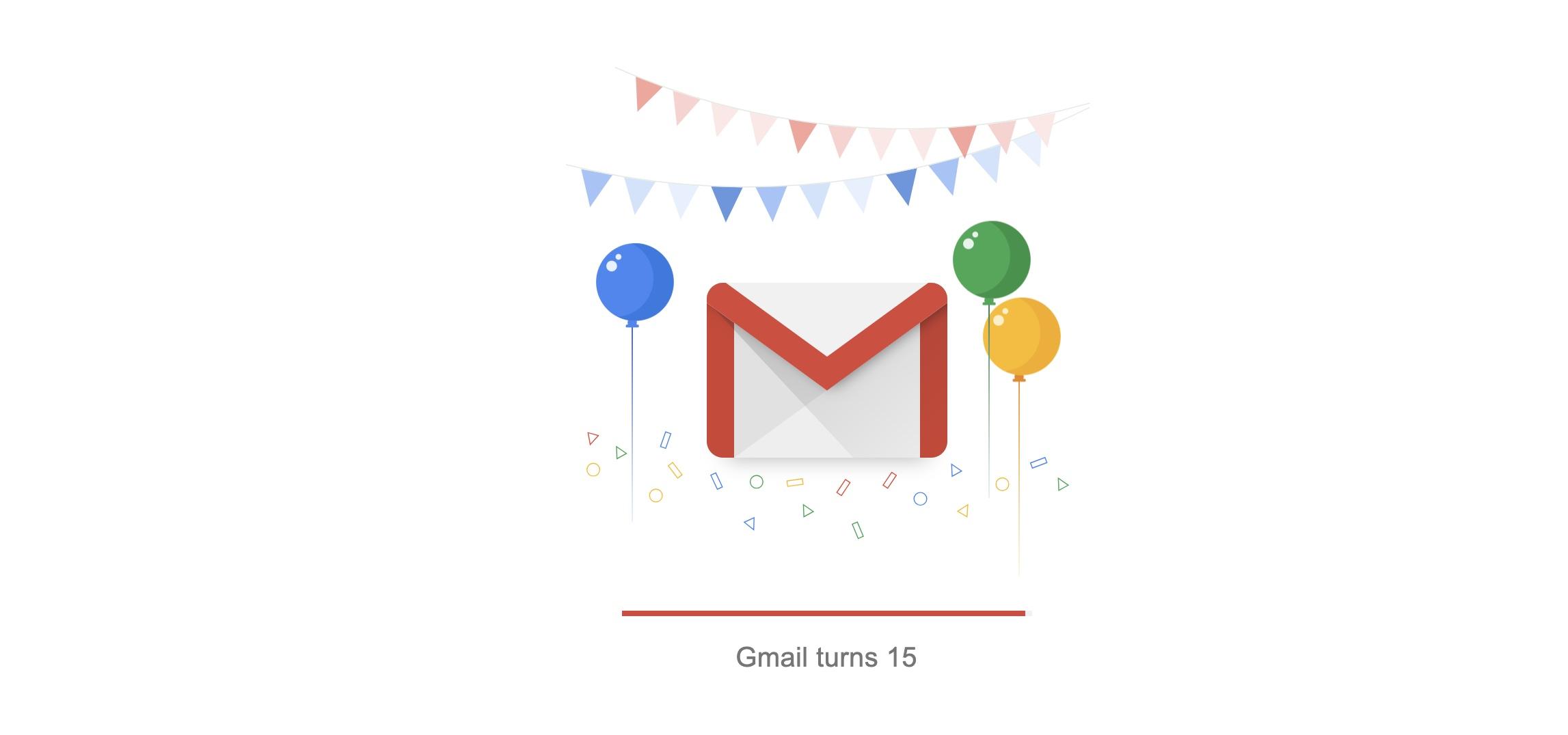 Gmail neue Funktionen