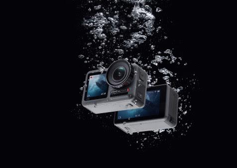 DJI Osmo Action greift GoPro an #4K