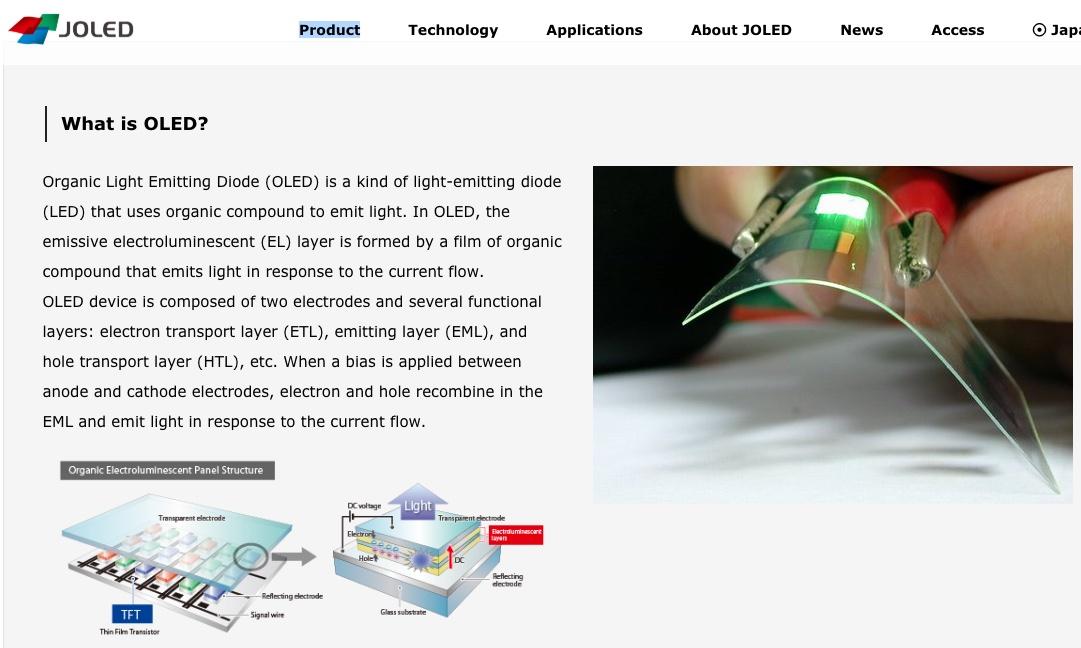 OLED-Display 3D-Drucker