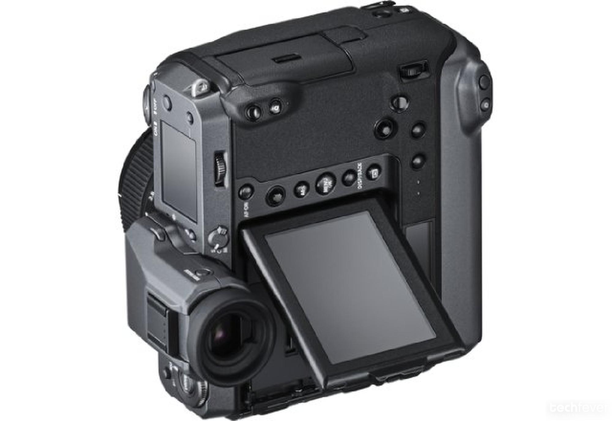 GFX100 Mittelformat Foto