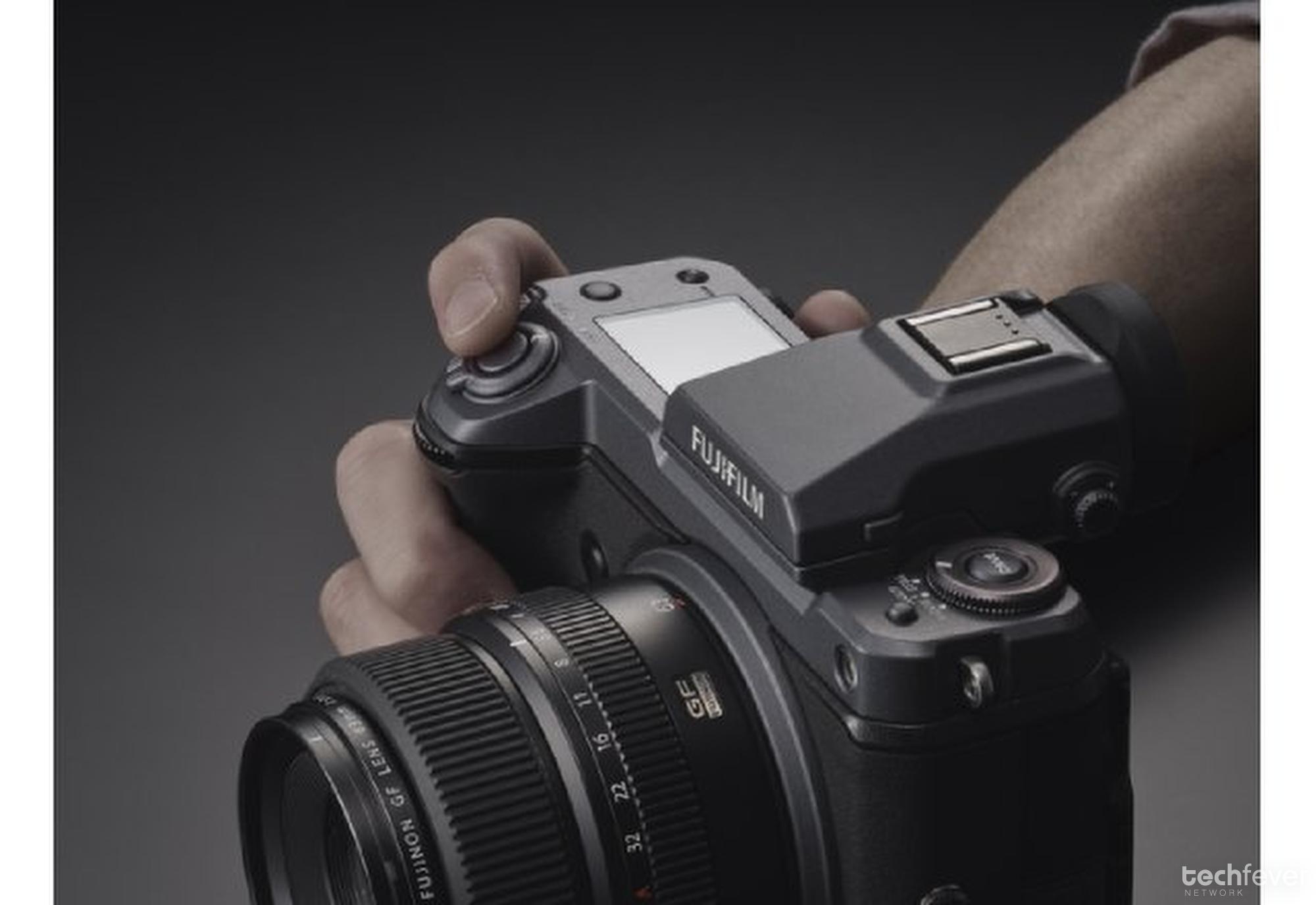 Test Fujifilm GFX100 Mittelformat-Kamera