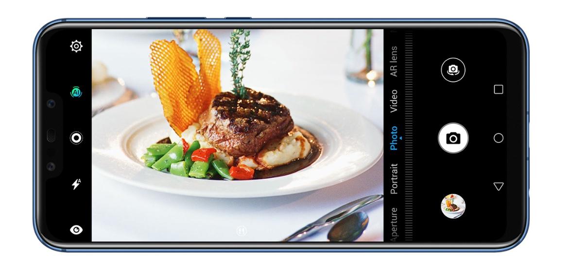 Huawei Mate20 lite Smartphone