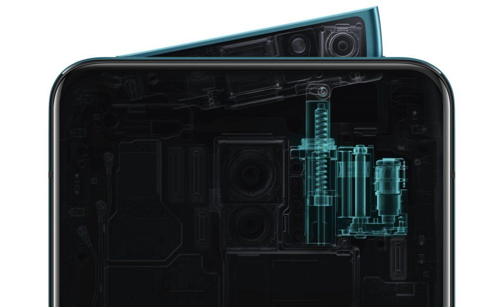 Oppo Reno 5G Smartphone mit 60x Hammer-Zoom-Kamera