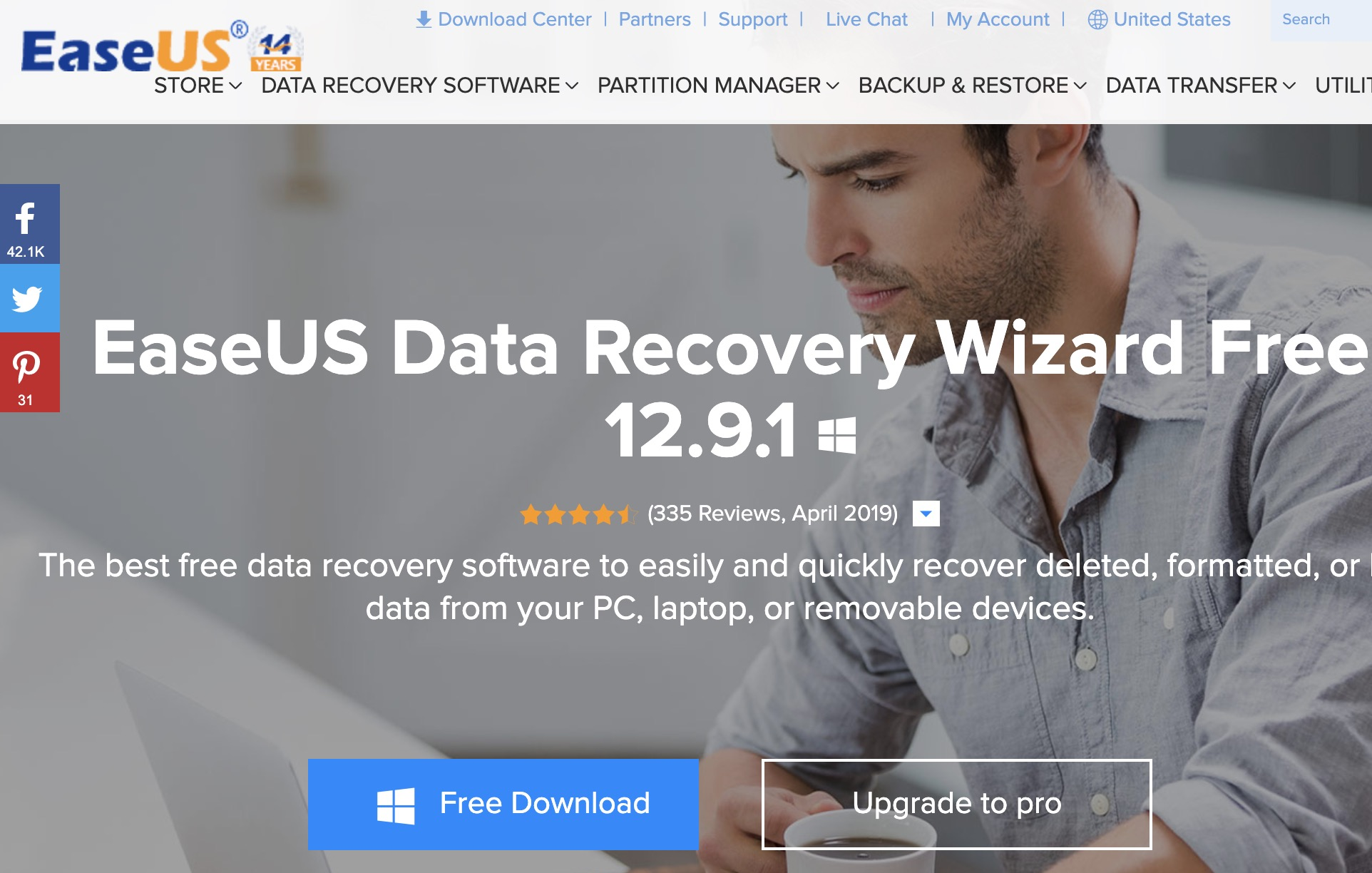 Datenrettung Software easeUS