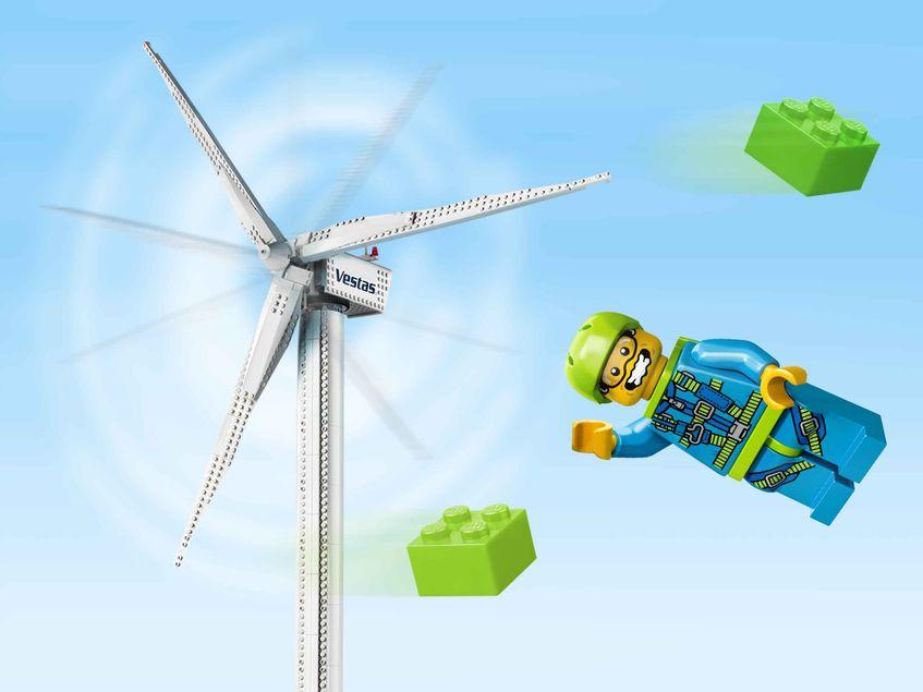 Lego Bioplastik