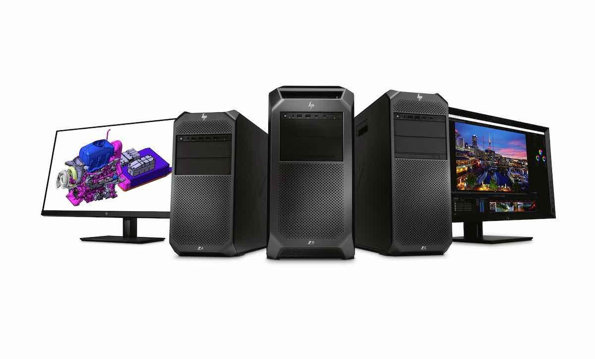 HP erweitert die Z Workstations um neue Features