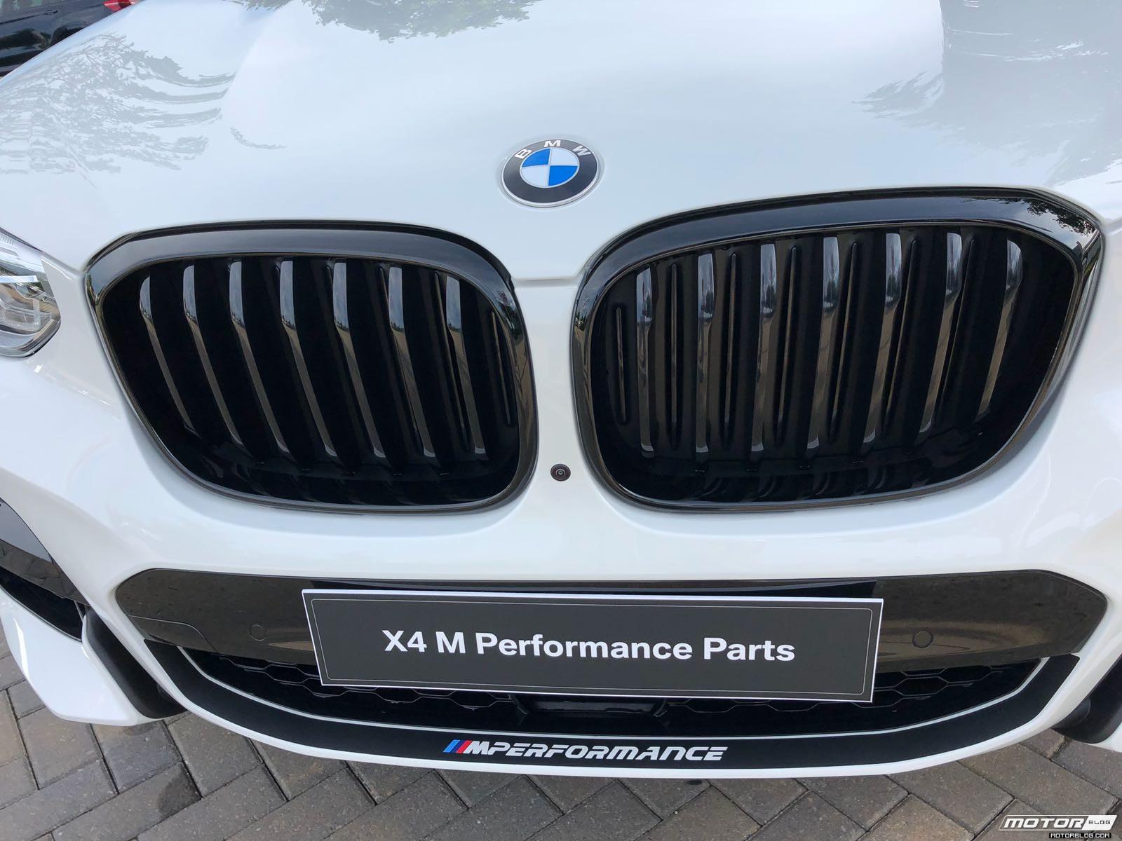 BMW x4 2018 Premiere Spartanburg media event 2