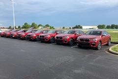 BMW x4 2018 Premiere Spartanburg media event 10