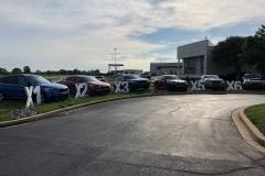 BMW x4 2018 Premiere Spartanburg media event 12