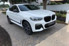BMW x4 2018 Premiere Spartanburg media event 13