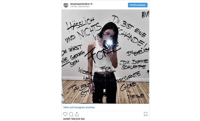 Instagram kämpft gegen Hass und Mobbing